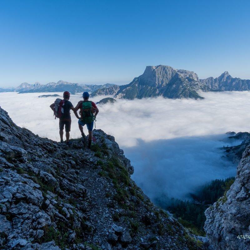 Nationalpark Gesäuse -Hochtor Nordwand