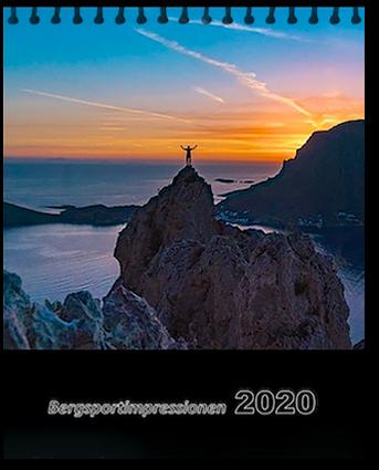 Sodamin-Kalender Bergsportimpressionen 2020