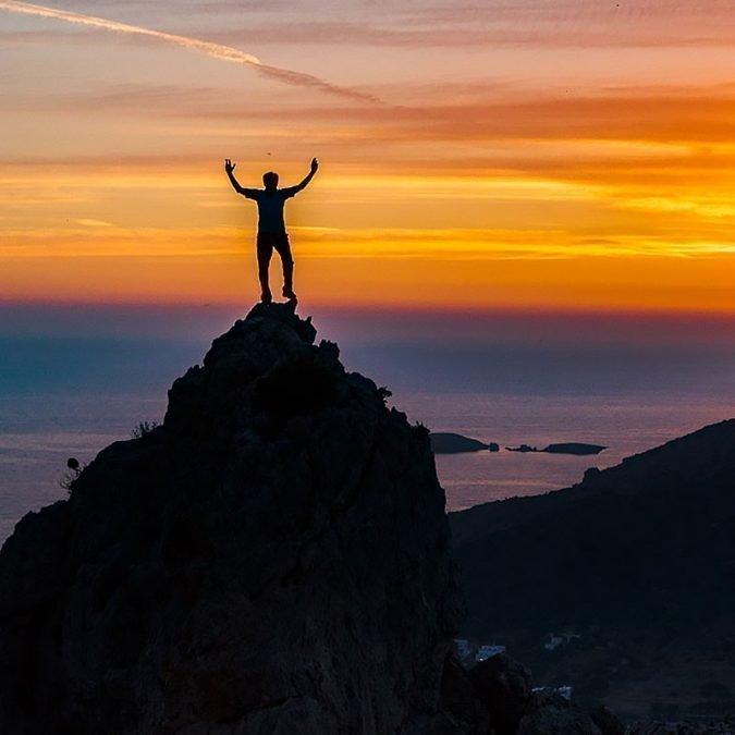 Kalymnos Sun Set