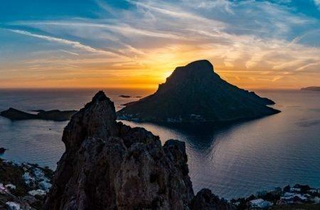 Kalymnos Sunset 1