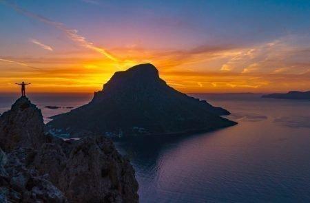 Kalymnos Sunset 4