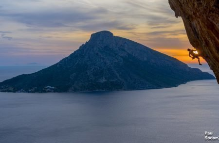 Kalymnos Sunset Grotte Andreas 10