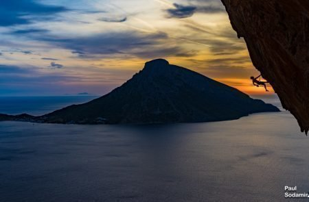 Kalymnos Sunset Grotte Andreas 12