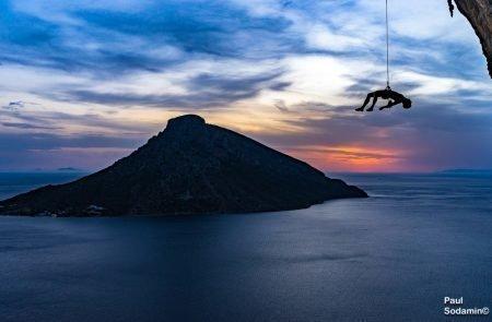 Kalymnos Sunset Grotte Andreas 18