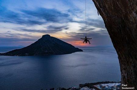 Kalymnos Sunset Grotte Andreas 22