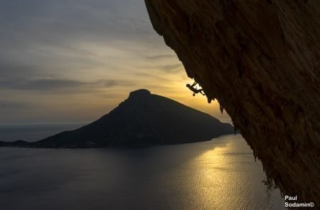 Kalymnos Sunset Grotte Andreas 3