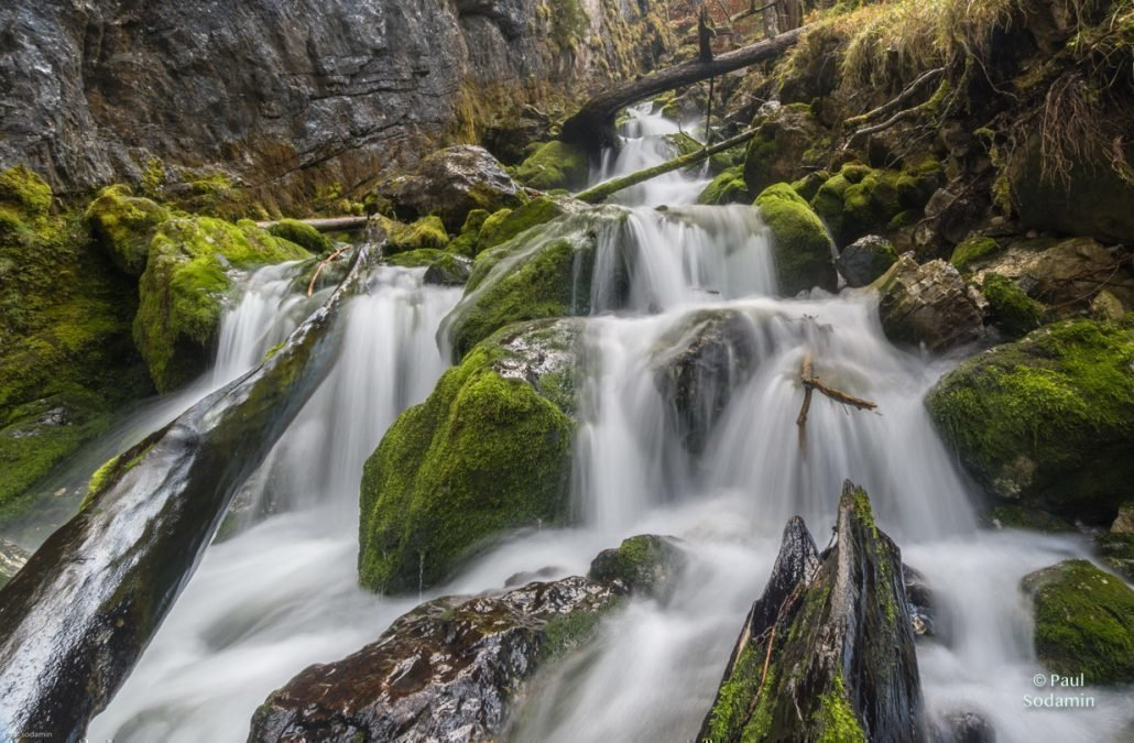 Die Kläfferquelle ist ein beeindruckendes Naturschauspiel in der Steiermark
