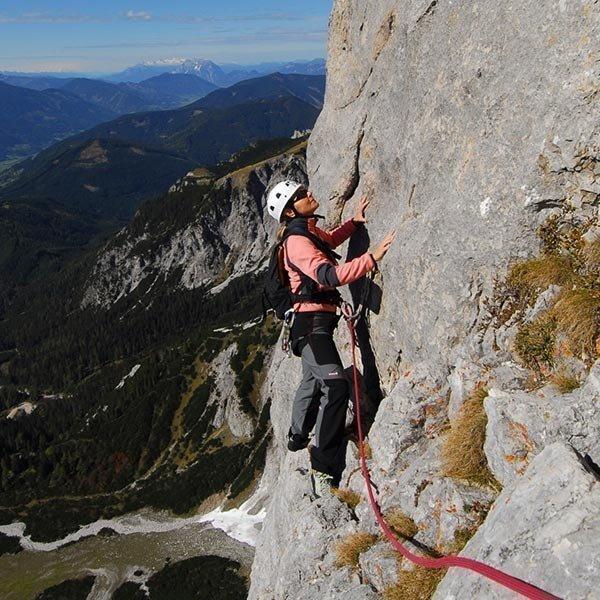 Paul Sodamin - Kletterkurse in der Steiermark