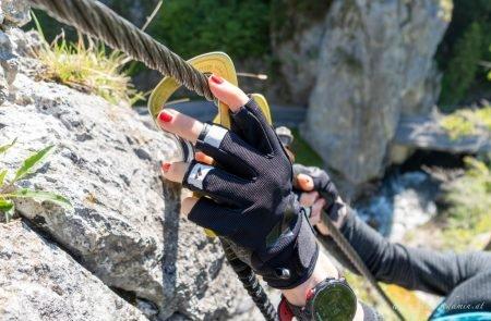 Klettersteig Johnsbach 1