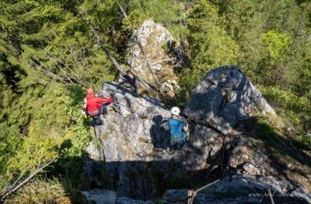 Klettersteig Johnsbach 13