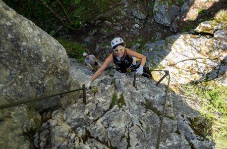 Klettersteig Johnsbach 14