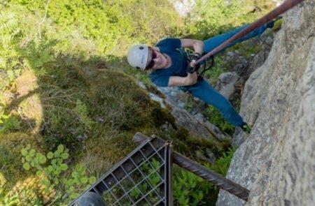 Klettersteig Johnsbach 15