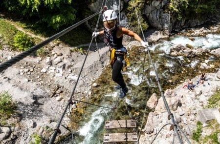 Klettersteig Johnsbach 17