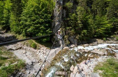 Klettersteig Johnsbach 18
