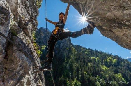 Klettersteig Johnsbach 6