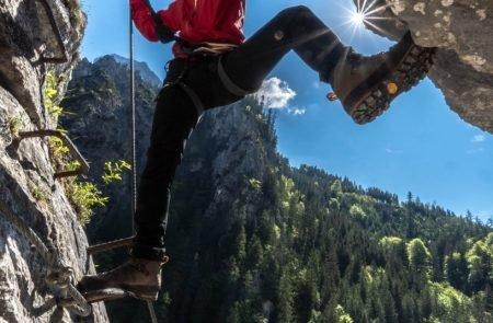 Klettersteig Johnsbach 7