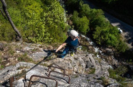 Klettersteig Johnsbach 9