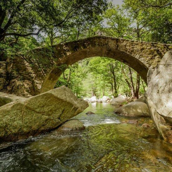 Korsika – Gumpen
