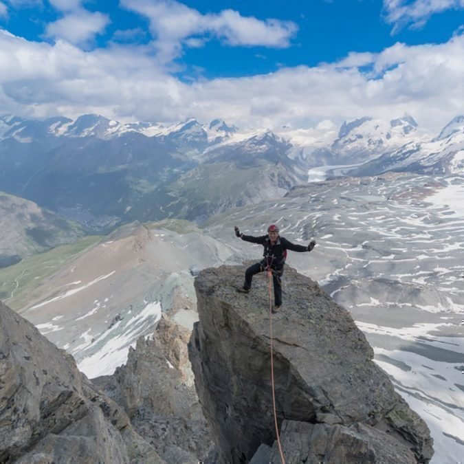Matterhorn mit Gerhard