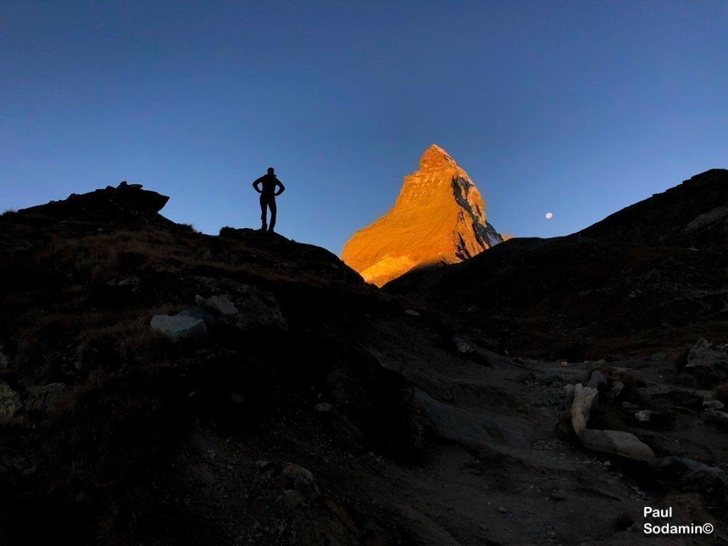 Matterhorn, das Abenteuer am 28.September, einmal was anderes.