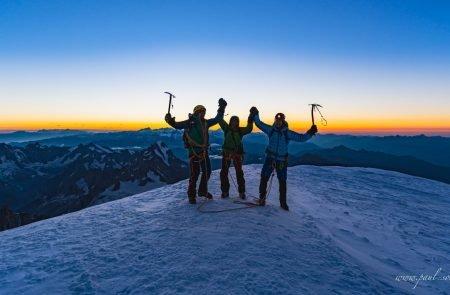Mont Blanc 4810m 30
