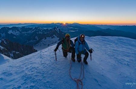 Mont Blanc 4810m 31