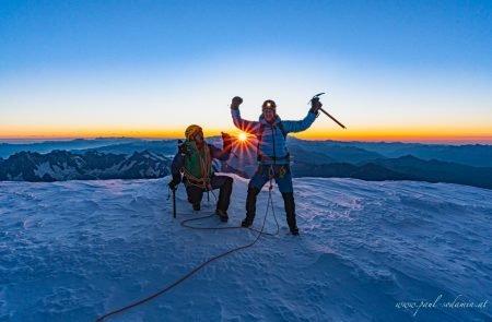Mont Blanc 4810m 32