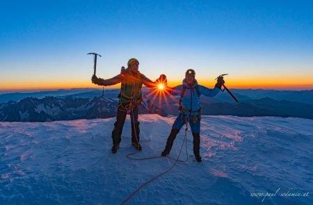Mont Blanc 4810m 33