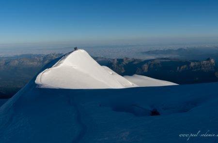 Mont Blanc 4810m 37