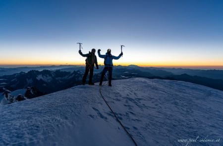 Mont Blanc 4810m13