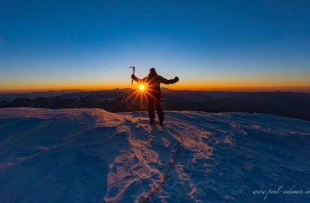 Mont Blanc 4810m16