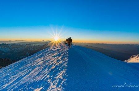 Mont Blanc 4810m18