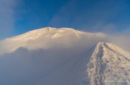 Mont Blanc 4810m2