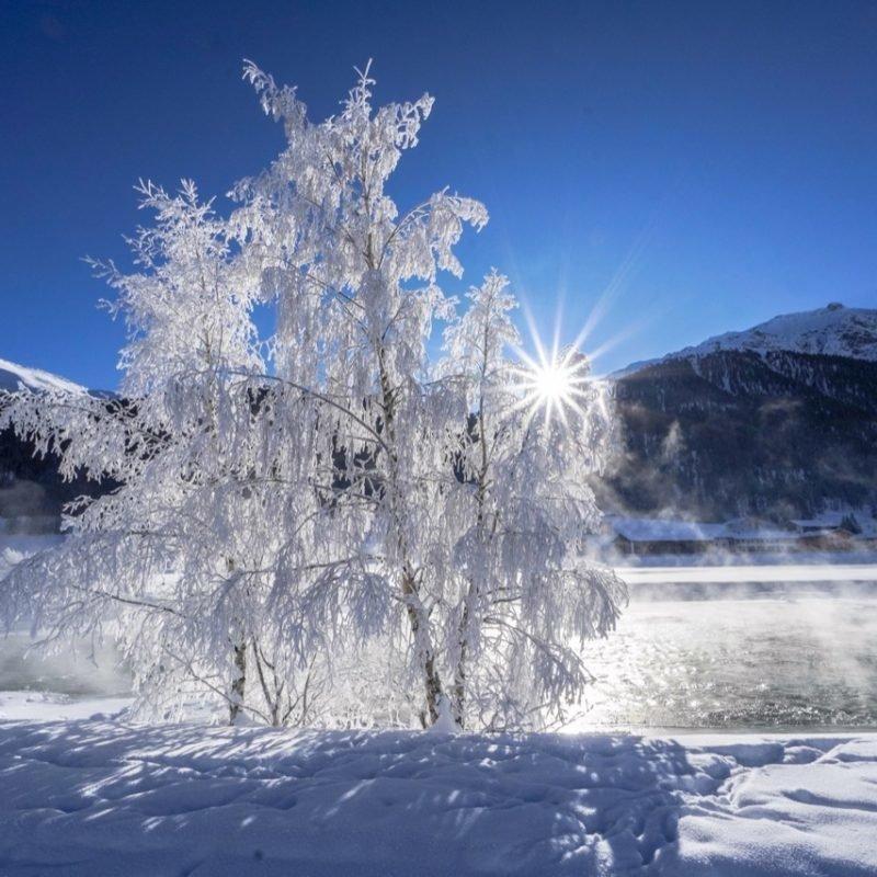 Wunderwelt – ein Traum Wintertag bei minus 23° C am 8.01.2021
