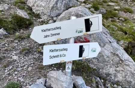 Ödsteinkarturm - Schmitt Route-