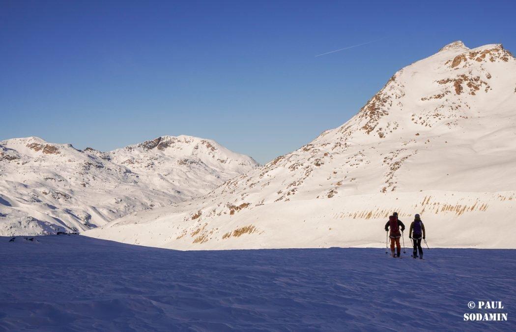 Schitour Piz Palü 3900m