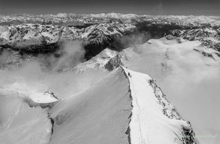 Piz Palü - Luftaufnahmen 9