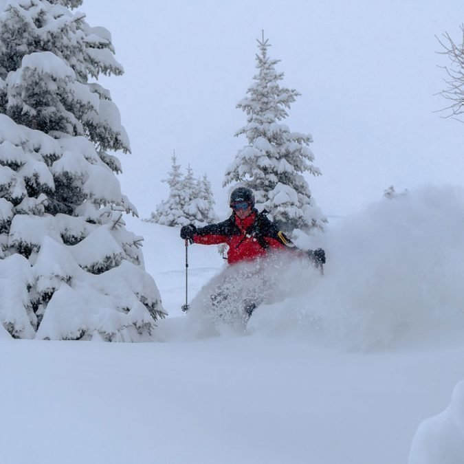 Powder – Puiva in Triebental