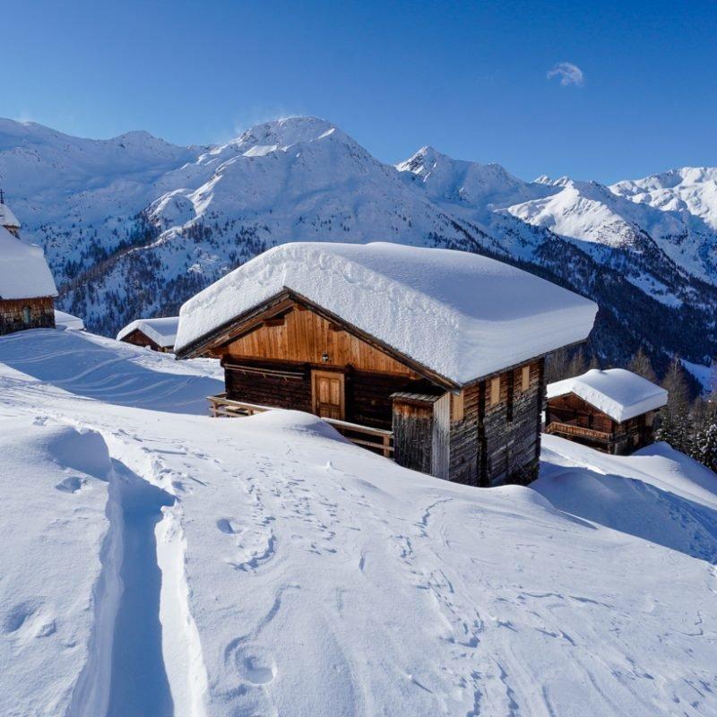 Skitour auf das Rote Kinkele (2763m) in den Villgratner Bergen