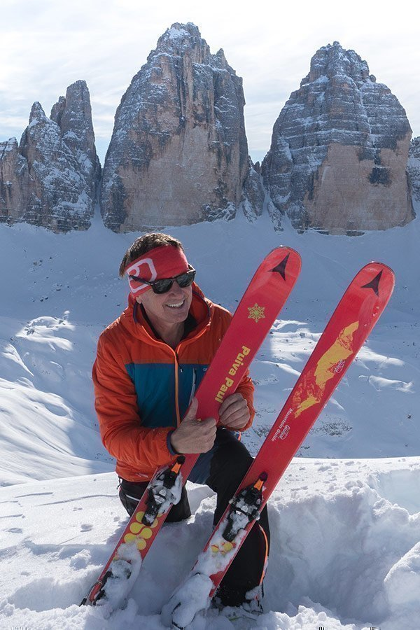 Geführte Skitouren mit Bergführer