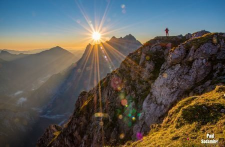 Sonneuntergang Pfarrmauer (9 von 20)