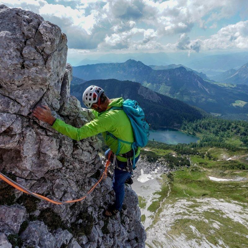 Sturzhahn Südwand im Toten Gebirge -Steiermark