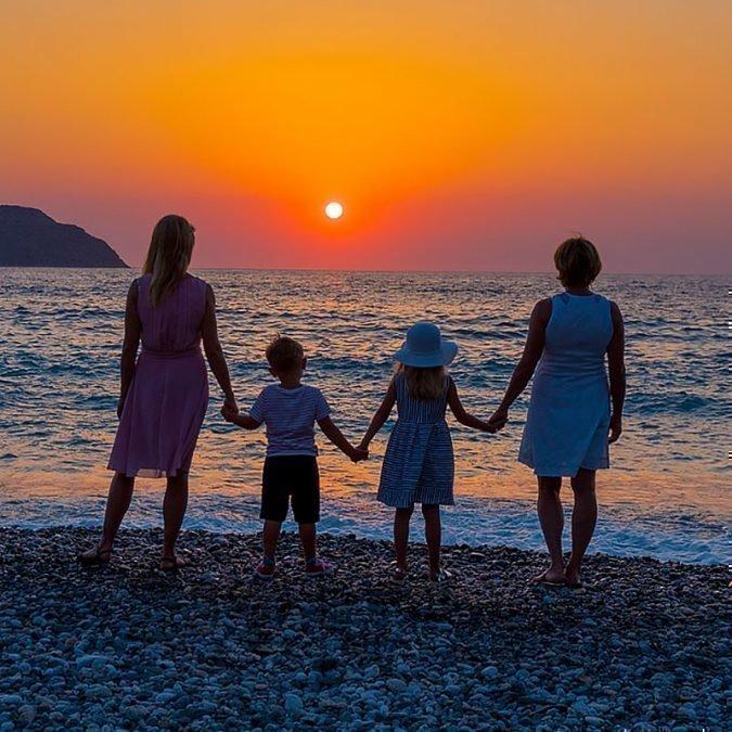 Sunset Kalymnos
