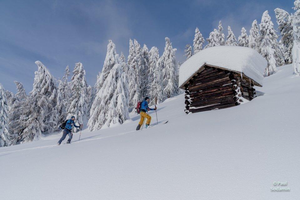 4 Schitouren im Villgratental und in Südtirol