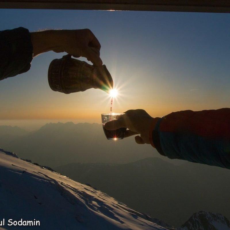 Mt.Blanc 4810 m  Teil 2