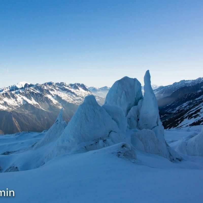 Mt.Blanc 4810 m Teil 1