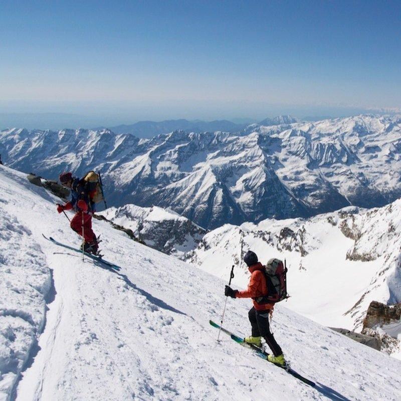 Gr. Paradiso 4061 m