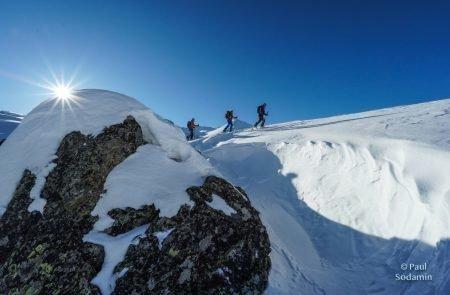 Unterwegs in der Silvretta 1