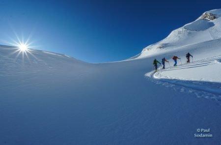 Unterwegs in der Silvretta 2