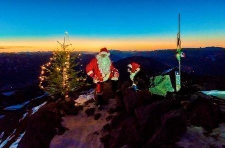 Weihnachtsmann am Admonter Kalbling5